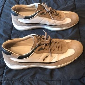 Prada shoes , perfect condition.. size 12